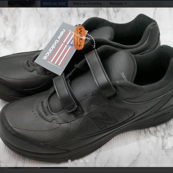New Balance Men's 15 2EE DSL-2 Walking Shoes Black